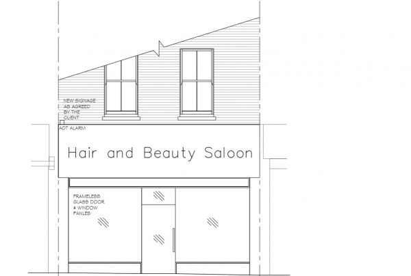 Approvals - Kilburn High Road - Proposed Elevation